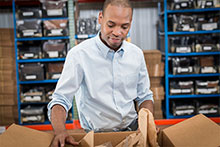 Warehouse & Order Fulfillment